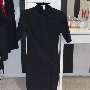Asian-Inspired Cheongsam Dress